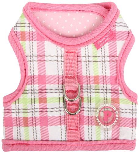 Pinkaholic New York Kayla Pinka Harness for Dogs, Pink, Large, My Pet Supplies