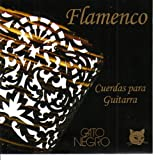 Set de Cuerdas para guitarra flamenco.Gato Negro
