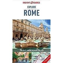 Insight Guides: Explore Rome