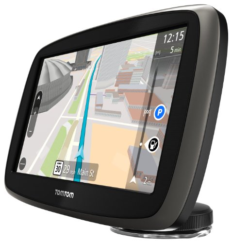 tomtom go 60 s portable vehicle gps buy online in uae wireless phone accessory products in. Black Bedroom Furniture Sets. Home Design Ideas