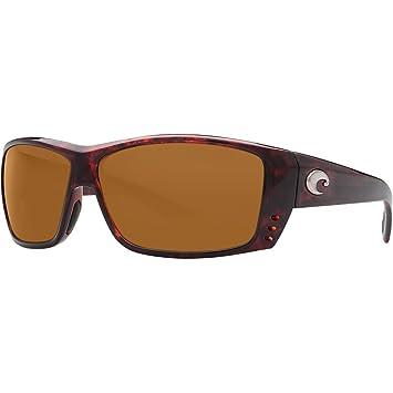 3213811316a Costa Del Mar Sunglasses - Cat Cay- Plastic   Frame  Tortoise Lens   Polarized