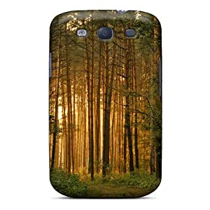 New Toward The Golden Light Tpu Skin Case Compatible With Galaxy S3