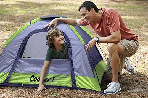 GigaTent Cooper Boy Scouts Camping Tent, 5 x 5-Feet x 45-Inch