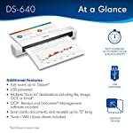 Brother DS-640 Compact Mobile Document Scanner (Model: DS640)