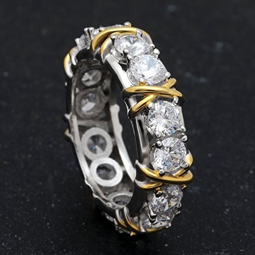 Charmaine-Xs-and-Os-Anniversary-Wedding-Band-Ring-Ginger-Lyne-Collection