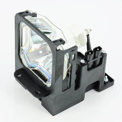 Quality Compatible VLT-XL5950LP Replacement Lamp for MITSUBISHI XL5900/XL5900U/XL5950/XL5950L/XL5980U Projector Bulb/Lamp with Housing 300 Watt 180 Days Warranty