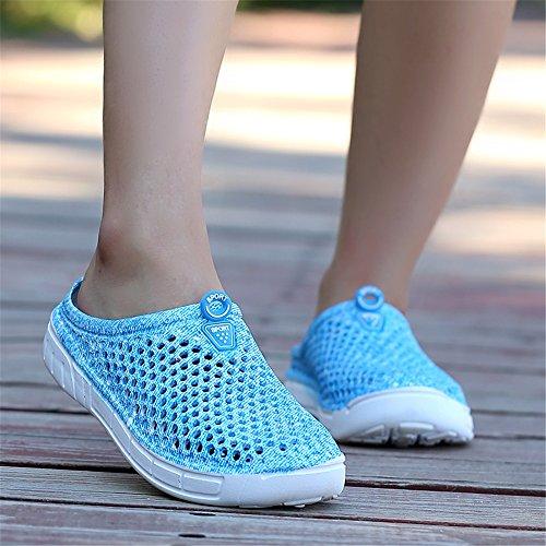 Chaussures Garden Blue 1611 Shoes Rapide Unisexes Water À Séchage Pantoufles Summer Sandales Fzdx Waterweight SwzqTT