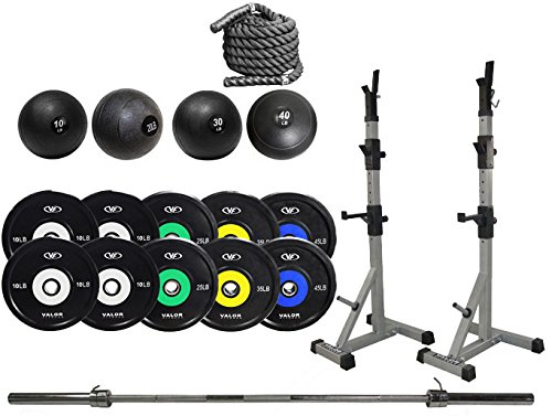 Amazon valor athletics garage gym cross training studio set