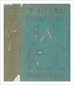Ebook Winged Pharaoh By Joan Marshall Grant