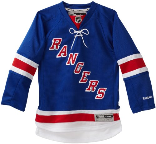 New York Rangers Jersey (NHL Youth New York Rangers Team Color Premier Jersey - R58Hxbmm (Royal,)