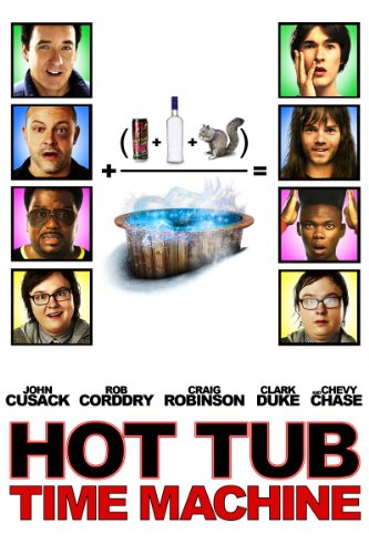 Hot Tub Time Machine -