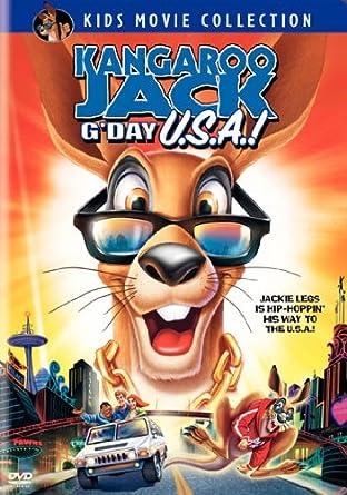 Amazon com: Kangaroo Jack - G'day U S A !: Kangaroo Jack-G