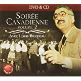 Soiree Canadienne Volume 2  DVD + CD
