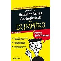 Sprachführer Brasilianisches Portugiesisch für Dummies: Das Pocketbuch