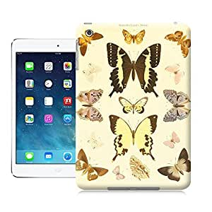 Unique Phone Case Antique Butterfly art Print Hard Cover for ipad mini cases-buythecase