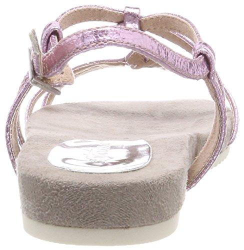 Donna Caviglia Sandali Tamaris alla Rose 28602 Cinturino con Metallic Rosa xHqZY5FZaw