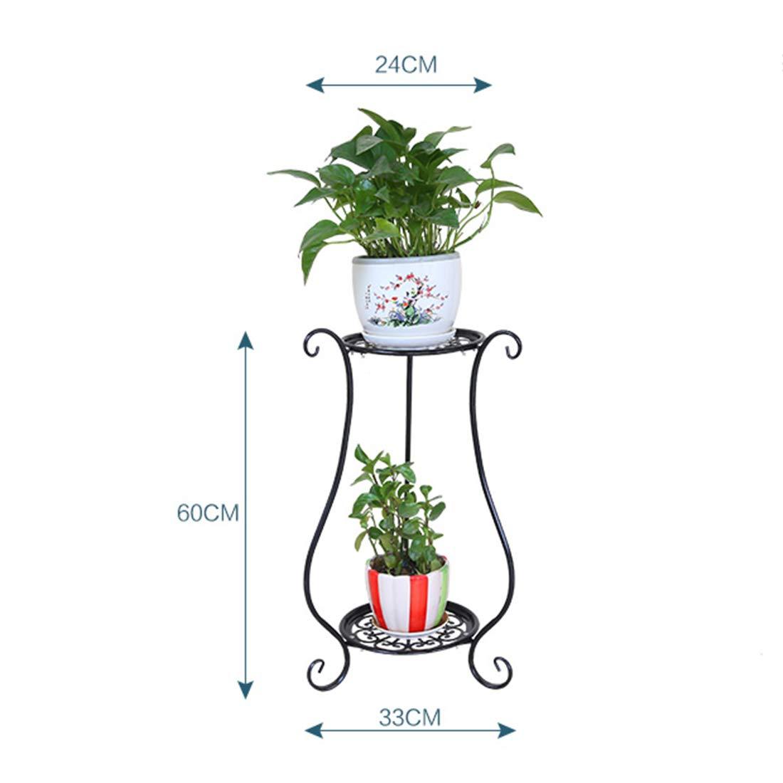 Blumentisch Säule Blumenständer Podest Metallsäule Dekosäule Eisentisch Ständer