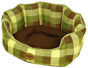 Nobby Lara Comfort Bed, 45 X 40 X 19 Cm, Green