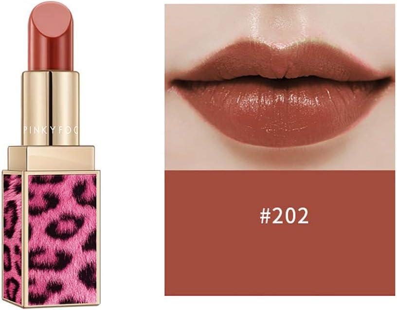 Lipstick Matte Pumpkin Color Lip Gloss