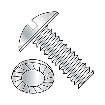 Zinc Plated Finish Meets ASME B18.6.3 Steel Truss Head Machine Screw 5//16-18 Thread Size Fully Threaded Pack of 25 Imported Slotted Drive 2 Length