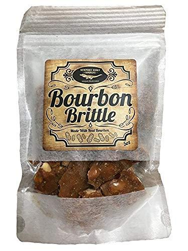 Alcohol Free Award Winning Gourmet Bourbon Peanut Brittle.