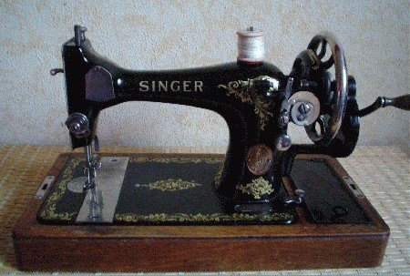Dating a vintage or antique sewing machine, how old is it.