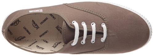 Adulto Victoria Beige Inglesa Unisex Taupe Lona Sneaker 78gCq