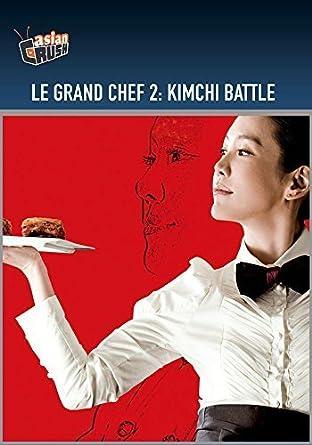 Le Grand Chef 2 Kimchi Battle By Jung Eun Kim Amazon Ca Jung Eun