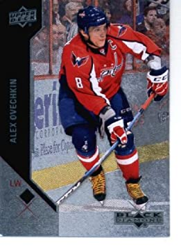 1f6fa9077 2011-12 Black Diamond Hockey Card  90 Alexander Ovechkin Washington ...