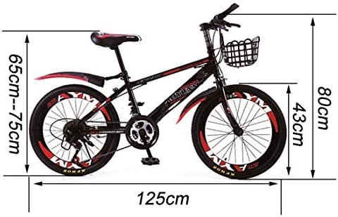 Bicicleta de Montaña, Las bicicletas de montaña, Marco de acero al ...