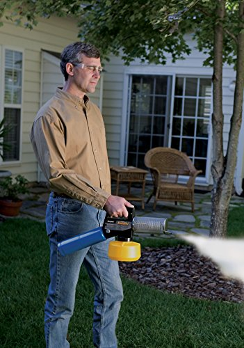 Burgess 1443 Propane Insect Fogger for Fast and Effective Mosquito Control in Your Yard