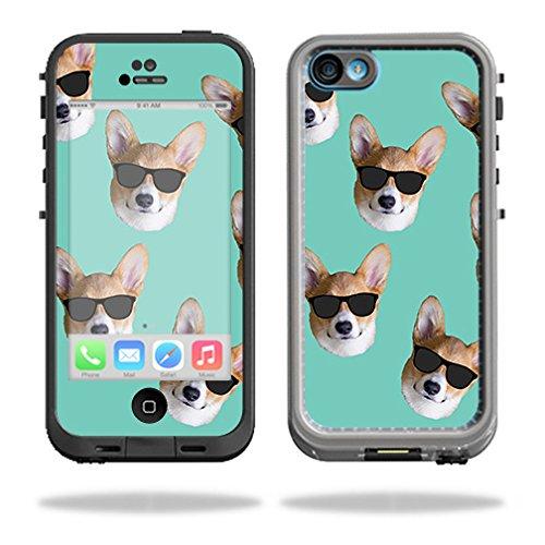 iphone 5c lifeproof skin decal - 3