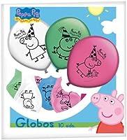 Globos Peppa Pig: Amazon.es: Juguetes y juegos