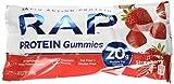 RAP Protein Gummies Strawberry Flavor pack of 12