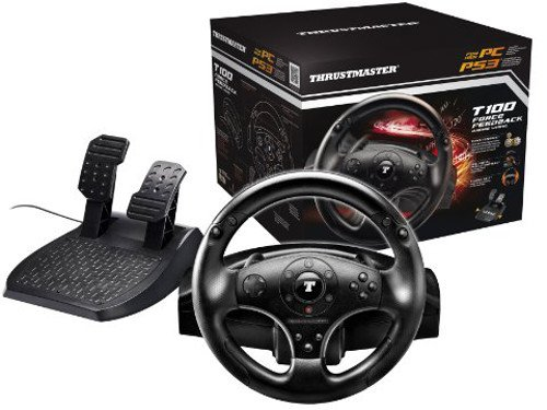 DRIVERS THRUSTMASTER T100 FFB WHEEL
