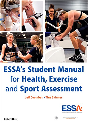 ESSA's Student Manual for Health, Exercise and Sport Assessment, 1e