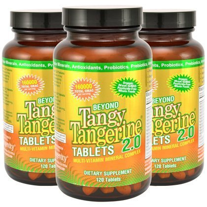 BTT 2.0 Tablets - 120 Tablets - 3 Pack by Youngevity