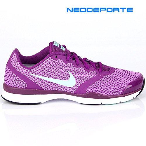 NIKE Women's in-Season TR 4 Print Training Shoe Purple Size 8.5 M US