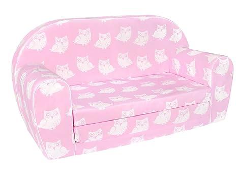 Divano Letto Per Bambino : Musehouse bambini divano letto pieghevole divano letto per bambino