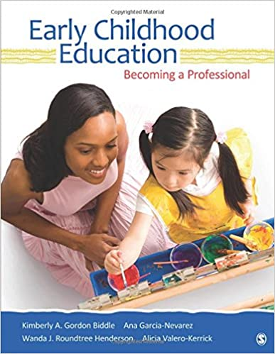 Early Childhood Education Becoming A Professional Kimberly A