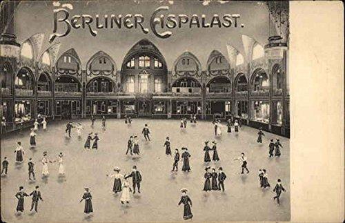 - Ice Palace Berlin, Germany Original Vintage Postcard