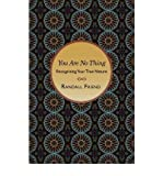 img - for You Are No Thing (Paperback) - Common book / textbook / text book