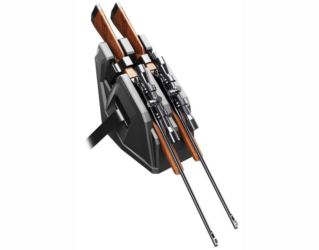 2015-17 Can-Am Commander Max Black Gun Boot IV By Kolpin Powersports 20051 by Kolpin