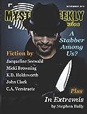 img - for Mystery Weekly Magazine: November 2015 (Mystery Weekly Magazine Issues) book / textbook / text book