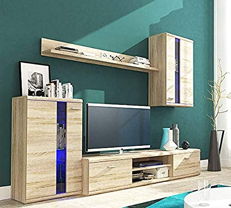 Life Moderno Conjunto de Muebles de salón Mueble de TV ...