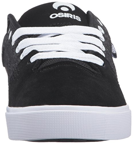 Osiris Decay 601801, Scarpe da Skateboard unisex adulto Black/Denim