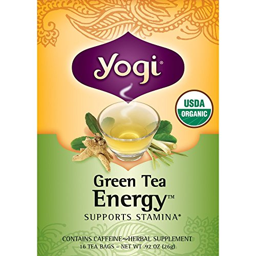 Energy 16 Tea Bags - 4