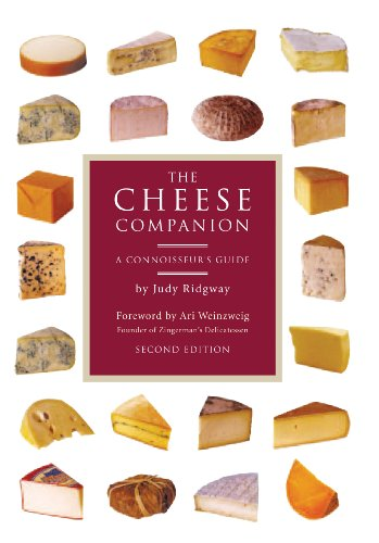 The Cheese Companion (Connoisseur's Guides)