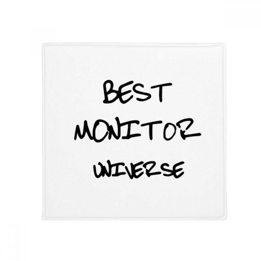 DIYthinker Best Monitor Universe Graduation Season Anti-Slip Floor Pet Mat Square Home Kitchen Door 80Cm Gift