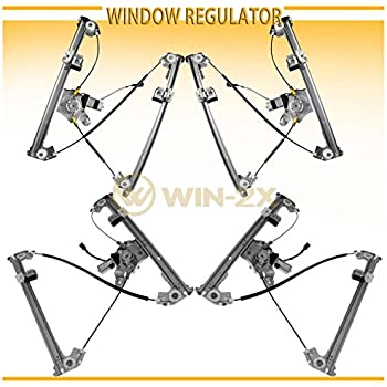 Amazon Com Win 2x New 4pcs Complete Frontrear Leftright Side
